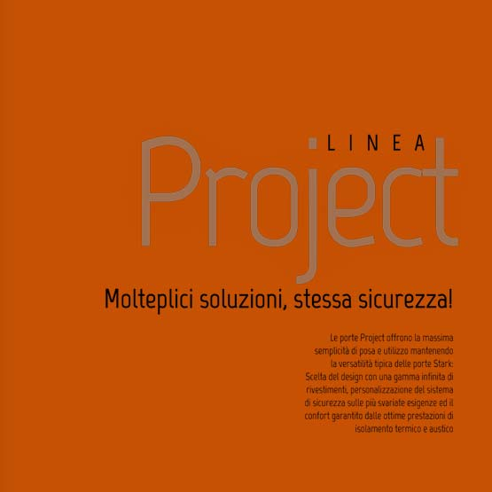 linea project blindato